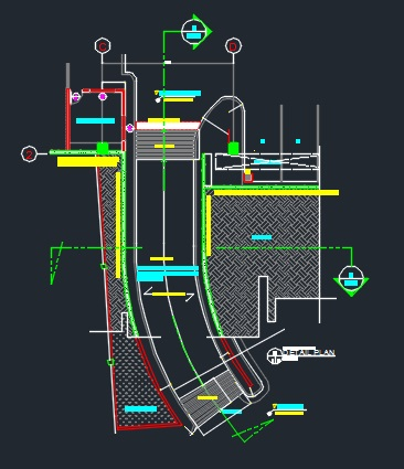 Ramp At Basement Details Cad Files Dwg Files Plans And