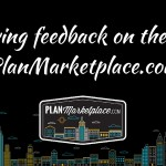 How to leave feedback on PlanMarketplace.com