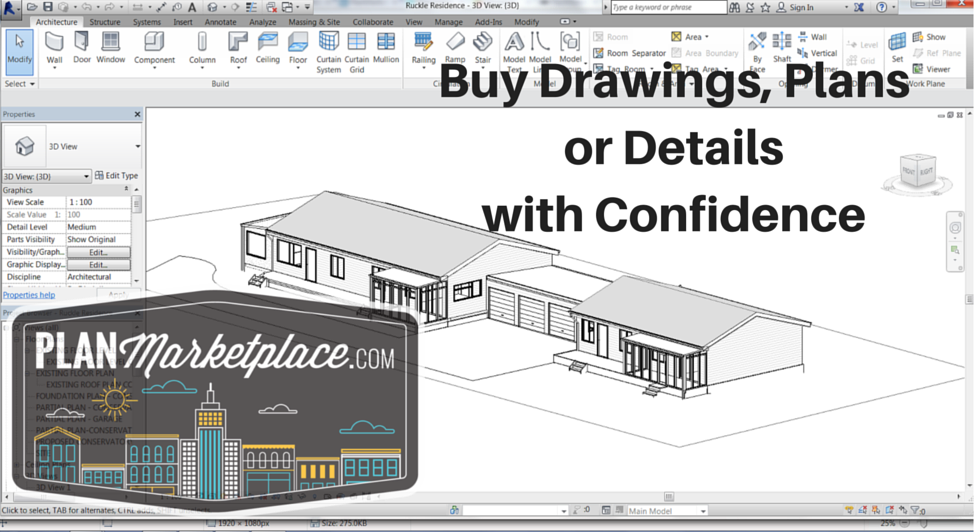 Buy plans and details online