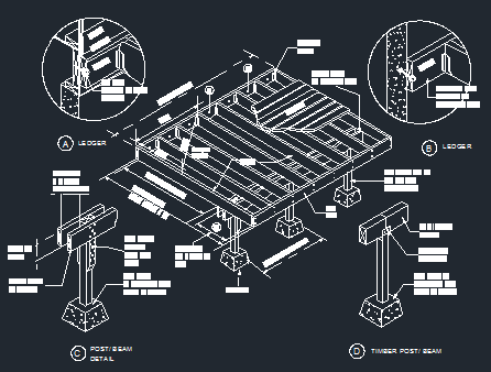 Image Result For Deck Foundation Options