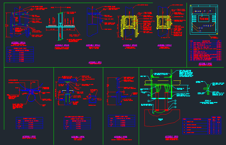 Electrical Conduit Installation Details Cad Files Dwg