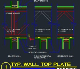 Fire department connection wall mounted cad files dwg for Ul u341