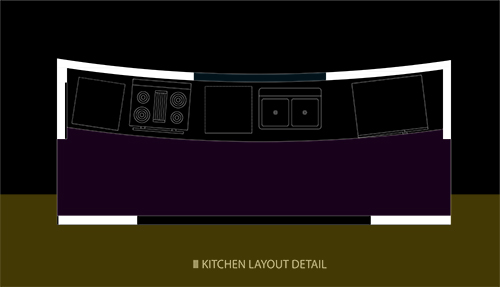 Kitchen Layout Detail Cad Files Dwg Files Plans And Details