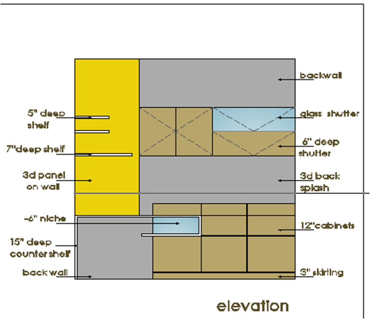 Kitchen Dwg File: CAD Files, DWG Files, Plans And Details