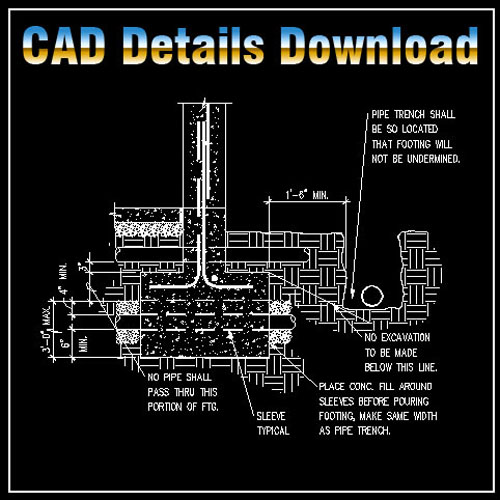 Architecture Details Drawings】★ Cad Files Dwg Files