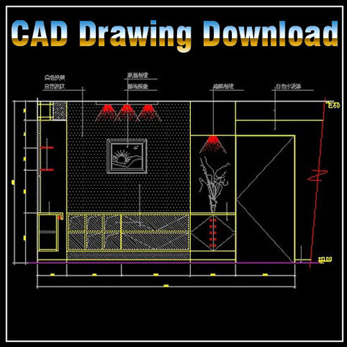 Restaurant design template v 】★ cad files dwg