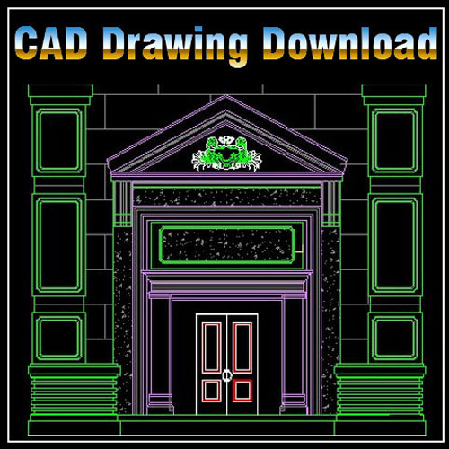 ★【Architecture Decoration Drawing 1】★ - CAD Files, DWG files, Plans and  Details