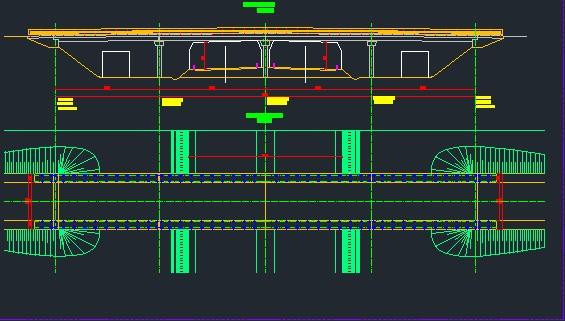 Bridge Construction Cad Files Dwg Files Plans And Details