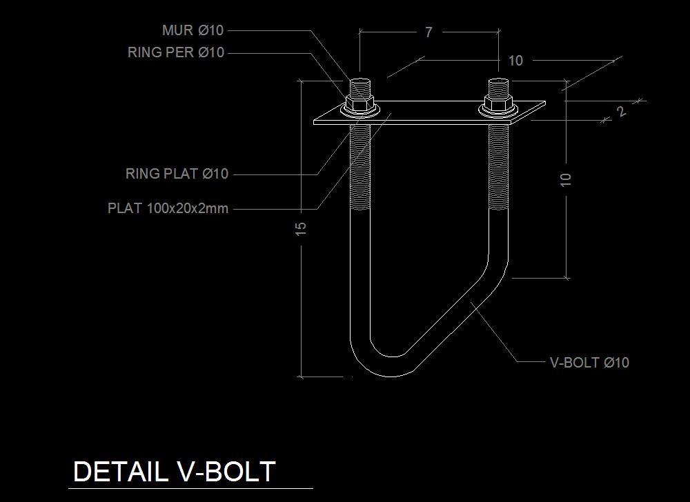 Mutcd Bolt Dwg Related Keywords & Suggestions - Mutcd Bolt