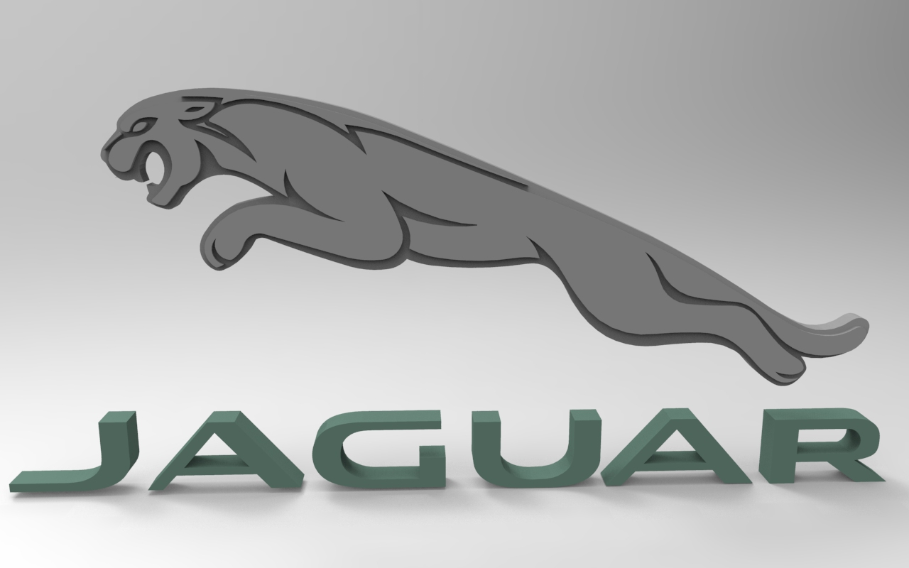 Jaguar logo cad files dwg files plans and details jaguar logo previous biocorpaavc Gallery
