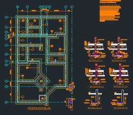 Foundation Details Plans or Details - PlanMarketplace