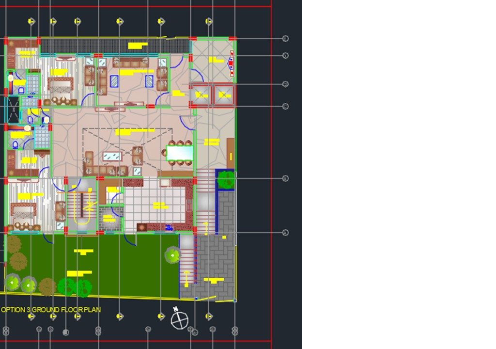 Private G 4 Bungalow Cad Files Dwg Files Plans And Details