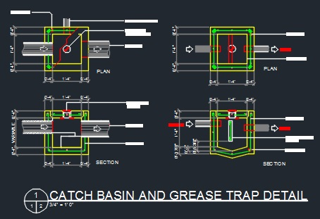 Plumbing Standards Pipe Fittings Amp Joint Details Cad