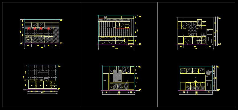 Kitchen Cabinet Layout Design Free
