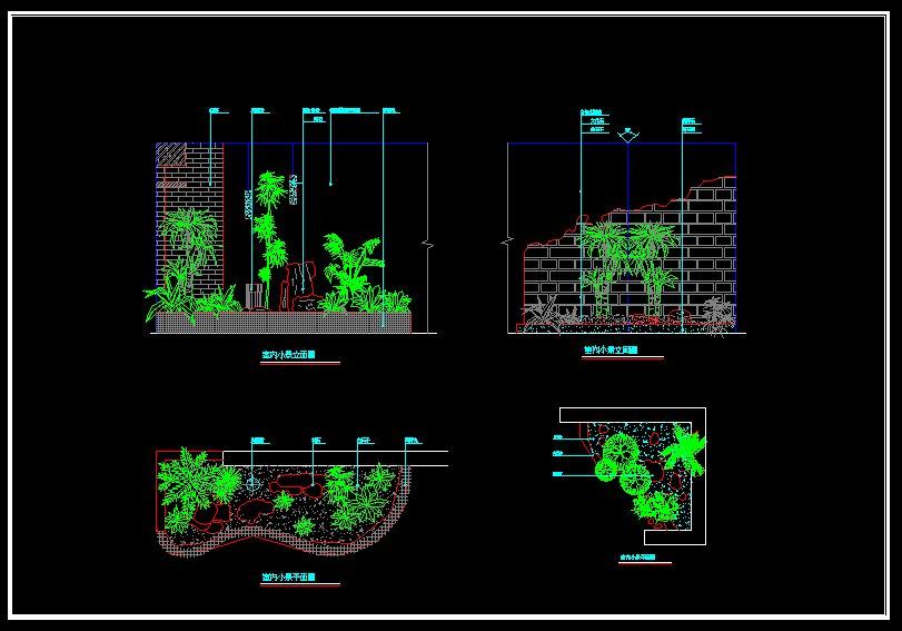 Landscape Design】★ Cad Files Dwg Files Plans And Details