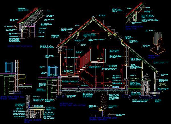 house section u3011 u2605