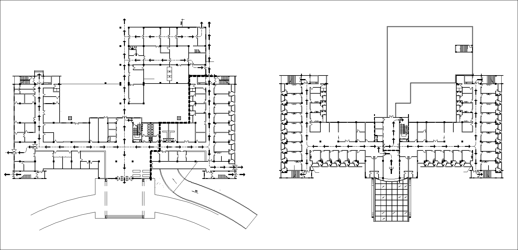 Hospital Design Drawings Cad Files Dwg Files Plans And Details