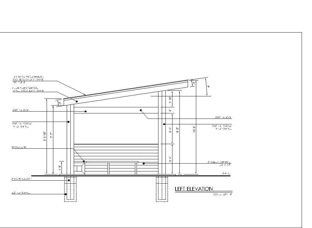 Gazebo design cad files dwg files plans and details for Gazebo dwg
